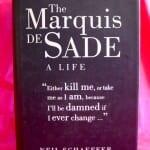 The Marquis de Sade in London